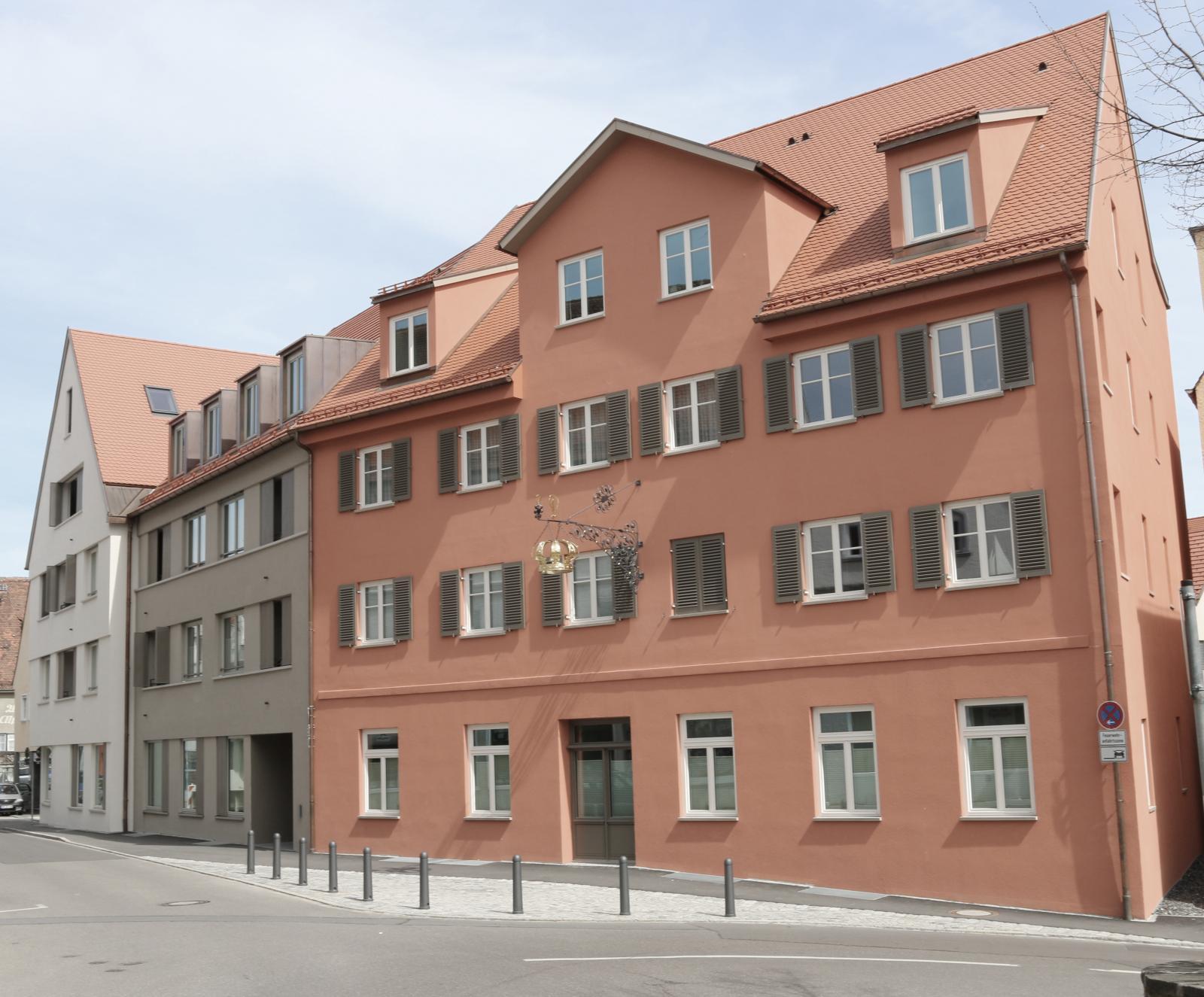 Lindauer Straße Krone